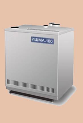 Газовый котел АОГВ «ИШМА-100»